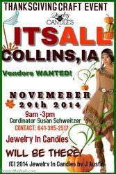 Collin Community Craft Event - Vendors Needed - fee free