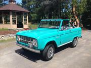 Ford Bronco Ford: Bronco