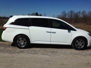2012 Honda Odysseyex