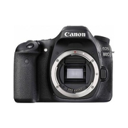 Canon EOS 80D 24.2MP Digital SLR  77