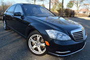 2013 Mercedes-Benz S-Class 4MATIC TURBOCHARGED-EDITION  Sedan 4-Door